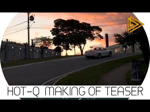 HOT - Q Making Of  a  JETLAG  & Hot Q feat Zoo