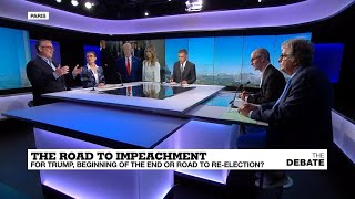 The road to impeachment: Beginning of the end or road to re-election?