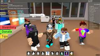 Dancing with strangers in roblox alv