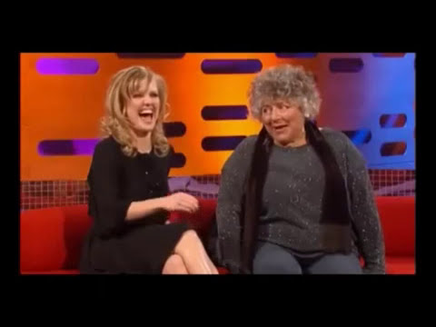 Miriam Margolyes funny and best moments compilations