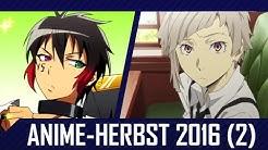 Der bunte Anime-Herbst [Teil 2] - Nanbaka, Assassination Classroom & Bungou Stray Dogs 2