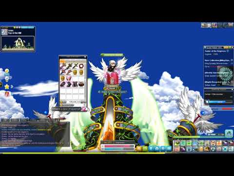Perfect Scrolling Absolab Equipment! - MapleStory: Road To Xenon (2.0) Episode Two