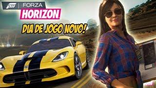 Dia de Jogo Novo - Forza Horizon / Totalmente DUBLADO!! [BR]