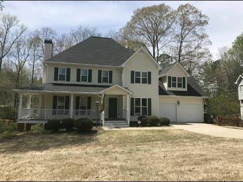 Houses For Rent In Atlanta: Douglasville House 4br/2.5ba