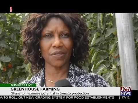 Debt Crises - Business live on Joy News (21-10-16)