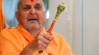 Guruhari Darshan 24 Jul 2015, Sarangpur, India