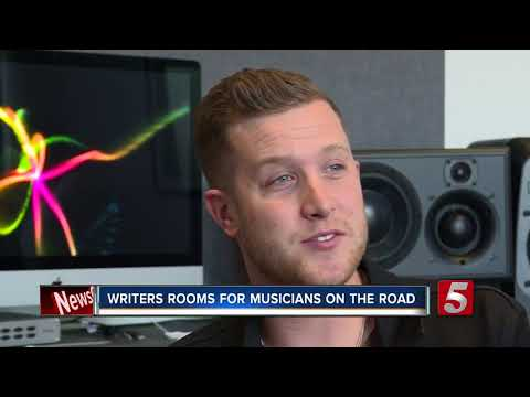 Hutton Hotel Creates Space For Traveling Musicians