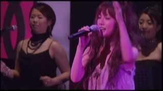 """Shanti"" Hitomi Shimatani LIVE crossoverⅡ 2006 Japan."