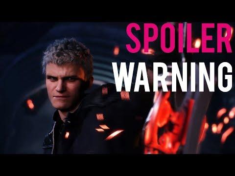 Devil May Cry 5 - How Nero Loses His Devil Bringer thumbnail