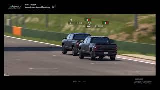 GT sport - GIO funny race tundra