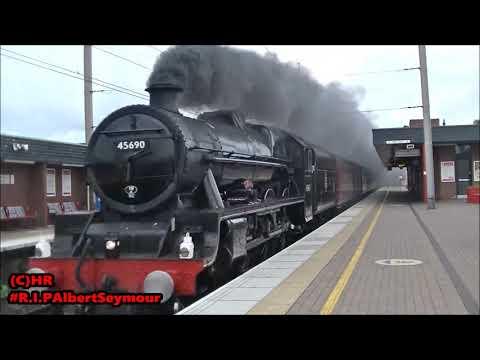 West Coast Railways Steam At Speed
