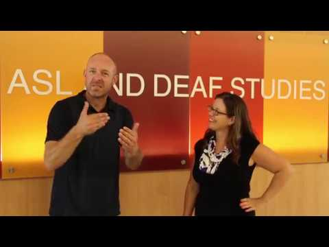 Deaf Studies Conference 2018 and DSDJ Collaboration