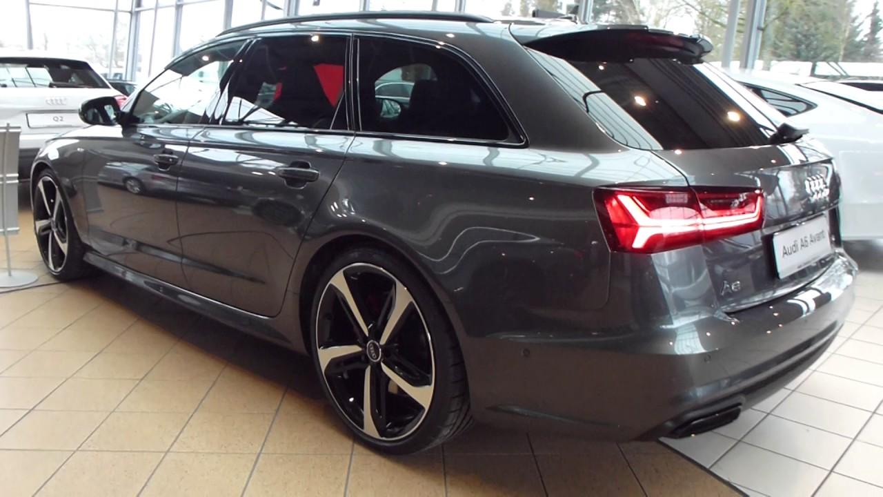 2017 Audi A6 Avant Quattro V6t 3 0 Tdi Exterior Interior See