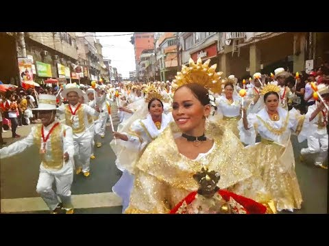 SINULOG 2018 Parade of Participants, Banauan Cultural Group Guadalupe, Philippines