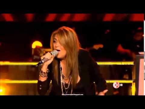 Daniela Pedali vs Silvia - No se vivir si no es contigo (La Voz Mexico 4)