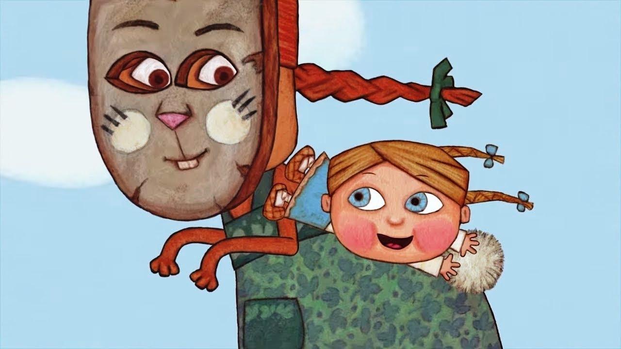 Гора Самоцветов - Лучшие сказки - Жихарка, Козья хатка, Крошечка-Хаврошечка, Умная дочка