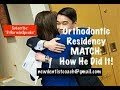 Orthodontic Residency Match Success Story: How He Got In | NewDentistCoach | Dr Darwin Hayes DDS