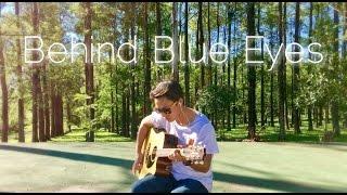 Baixar (Limp Bizkit) Behind Blue Eyes - Rodrigo Yukio (Fingerstyle Cover)(FREE TABS)