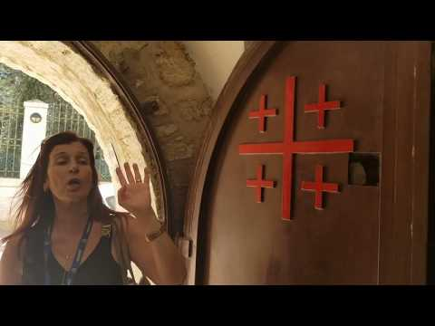 The History and Meaning of the Jerusalem Cross