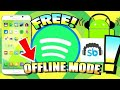 SPOTIFY PREMIUM ALTERNATIVE APP + OFFLINE MODE FREE! ON ANDROID (NO ROOT) ( NO SURVEY)