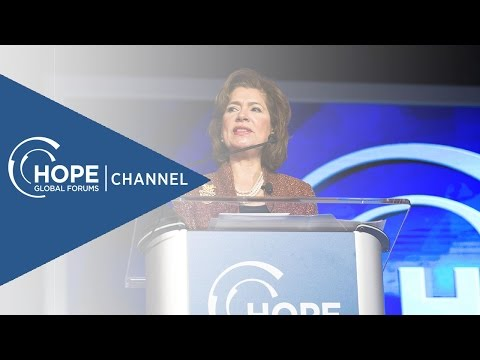 HOPE Global Forums 2016 - A Call To Action: SBA Administrator Maria Contreras-Sweet