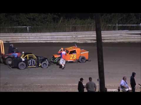 Creek County Speedway Twin 20 race #2