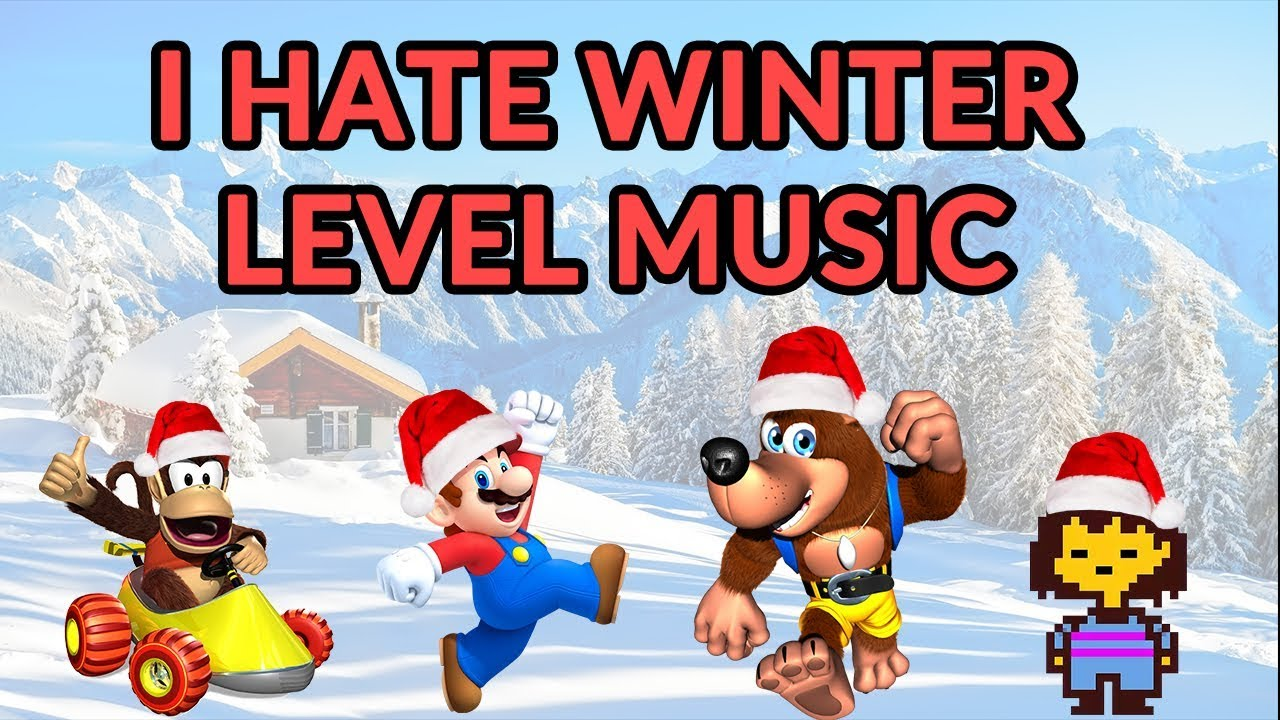 Why I Hate Winter Level Music - A Cliché Curse (Game Music Discussion)