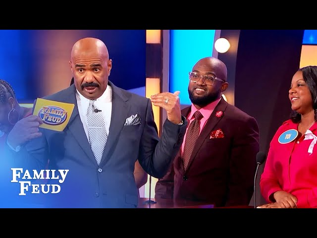 What human being has this body part?! | Family Feud
