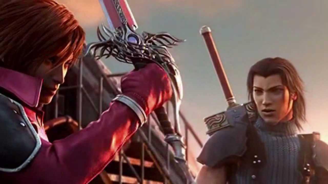 Falling Stars Wallpaper Final Fantasy Vii Crisis Core Genesis Rhapsodos Pl