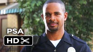 Let's Be Cops PSA - Nigerian Prince Scam (2014) - Jake Johnson, Damon Wayans Jr. Movie HD