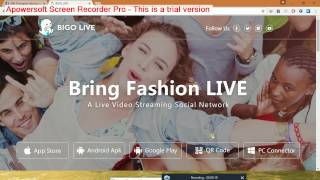 Video How to Download and Install BIGO LIVE on PC download MP3, 3GP, MP4, WEBM, AVI, FLV April 2017