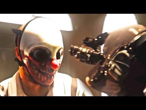PAYDAY 2 Reservoir Dogs Heist Trailer