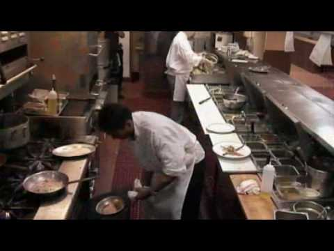 Chef Ramsay eats at Cafe 36 - Ramsay\'s Kitchen Nightmares - YouTube