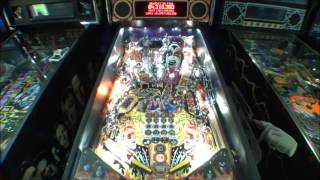 Stern Kiss Pinball Machine 2015