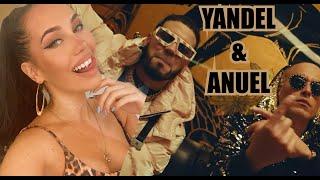 FEMALE DJ REACTS TΟ LATIN 💃🏽 Yandel x Anuel AA - Por Mi Reggae Muero 2020 (Video Oficial) REACTION