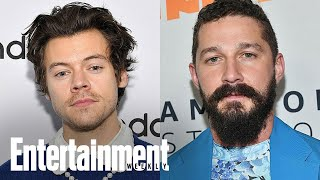 Harry Styles Replaces Shia LaBeouf In Olivia Wilde's Don't Worry Darling