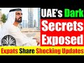 Video #3537 - UAE's Confidential News, Expat Terminations, New Jobs Openings & Secret Investments