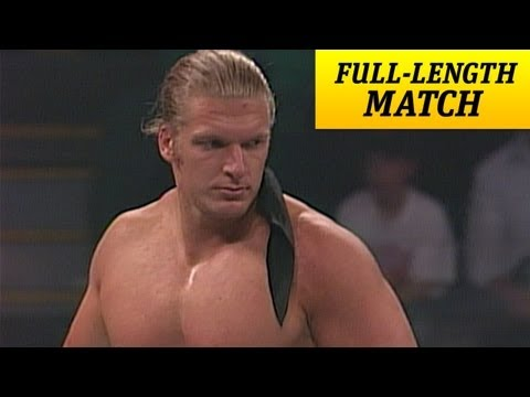 Triple H's First Ever Appearance On Raw