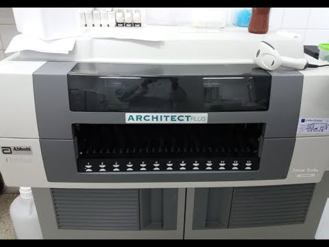 Abbott ARCHITECT i1000SR™