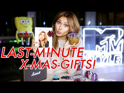 mtv style last minute x mas geschenkideen youtube. Black Bedroom Furniture Sets. Home Design Ideas