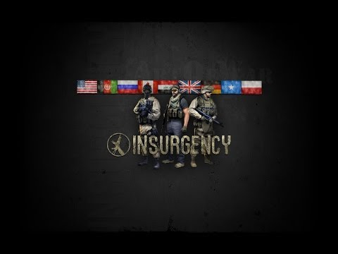 Insurgency | Siege - Coop with MIB Europe