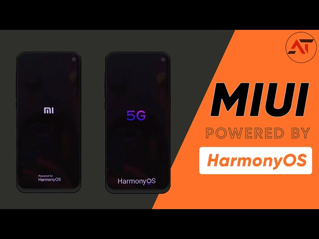 Xiaomi's MIUI Powered By HarmonyOS - WHAT?