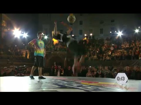 Red Bull Street Style World Final 2012 full version Lecce, Italy