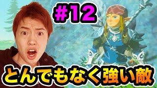 【ゼルダの伝説】とんでもなく強い敵ライネルが出現!#12
