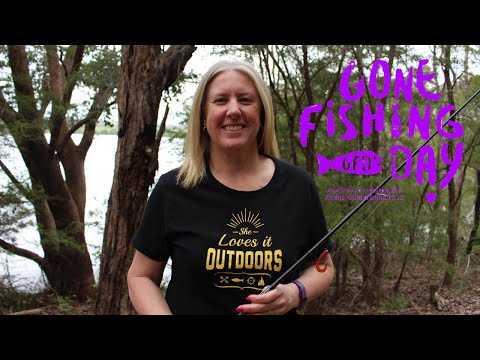 Gone Fishing Day: Sugarloaf Reservoir