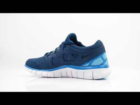 NIKE FREE RUN 2 BLUE LEATHER TEXTILE DAMES SNEAKERS - Duration: 0:38. Goedkope Sportkleding Nike 1 view