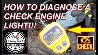 Prope Check Engine Light Diagnostic — BCMA