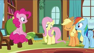 Fluttershy reveals her dream - Fluttershy Leans In