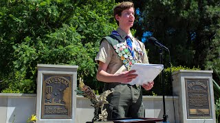 California Scout named American Legion Eagle Scout of the Year