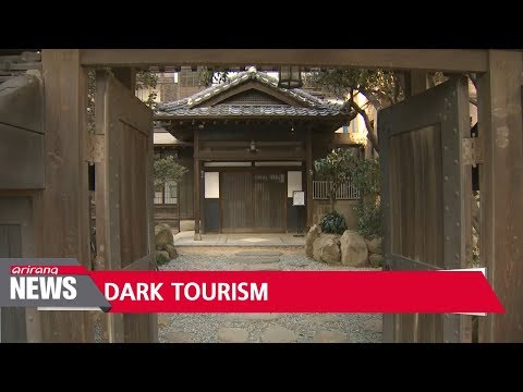 Historic sites from Japanese colonial period turned into dark tourism destinations